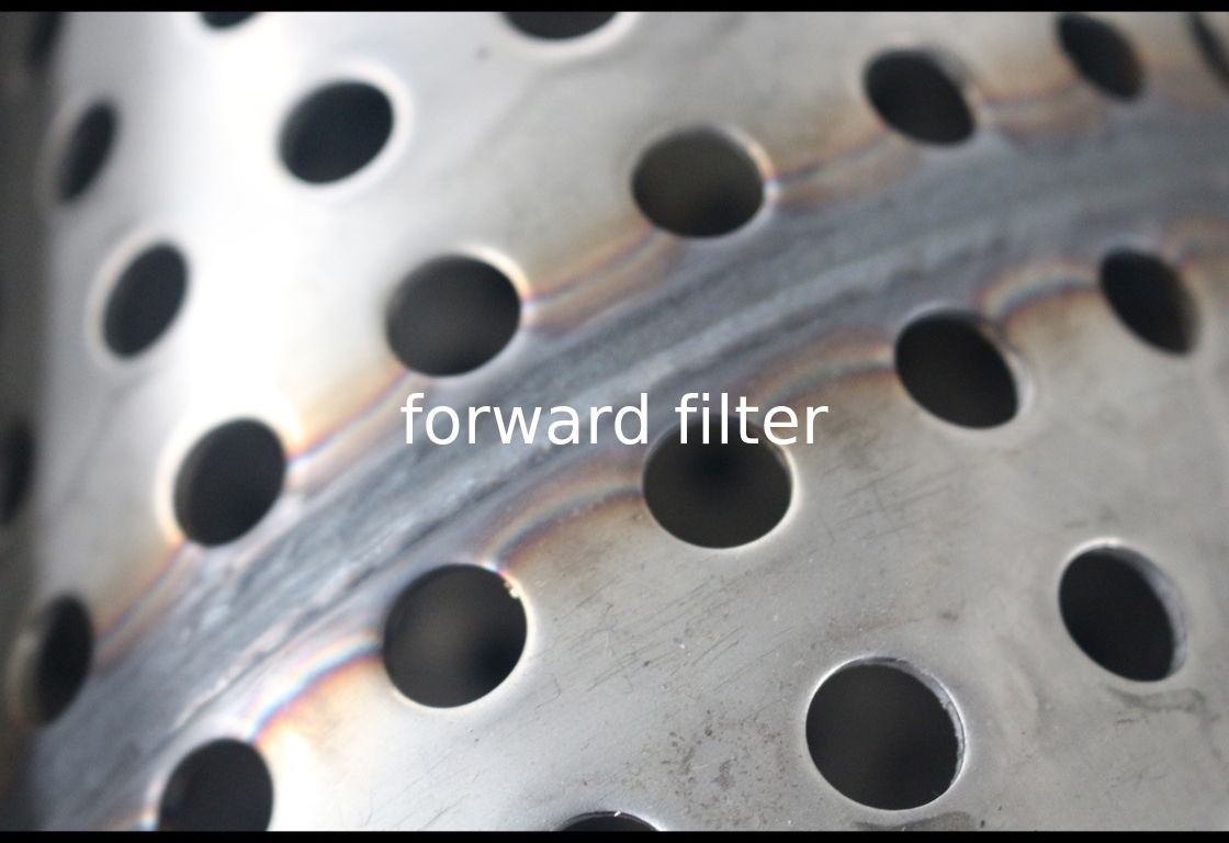 Cold Galvanized Generally Spiral Perforated Tube Easy To Transport And Handle